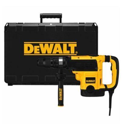 DeWalt D25721K SDS Max Rotary Hammer 2
