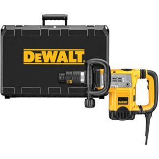 DeWalt D25851K Spline Demolition Hammer