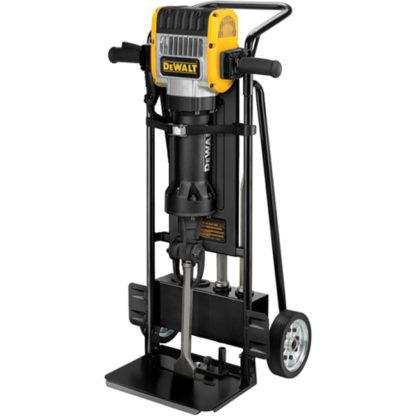 DeWalt D25980K Pavement Breaker with Hammer Truck and Steel