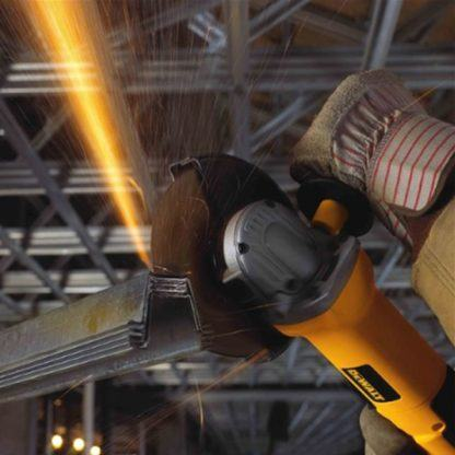 DeWalt D28144 High Performance Cut-Off Grinder with Paddle Switch 2
