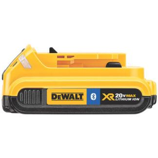DeWalt DCB203BT 20V MAX Compact Battery with Bluetooth