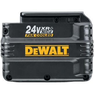 DeWalt DW0242 24V XR+ Pack Fan Cooled Extended Run-Time Battery
