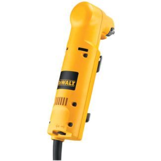 "DeWalt DW160V 3/8"" VSR Right Angle Drill"