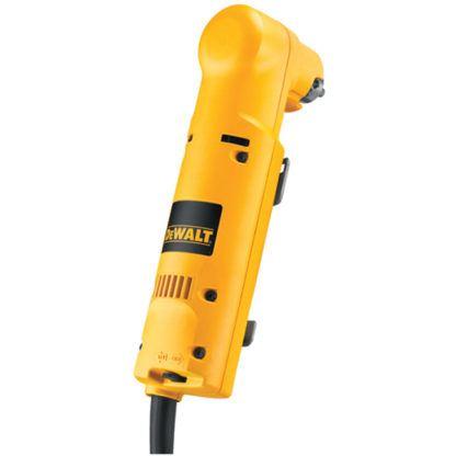 """DeWalt DW160V 3/8"""" VSR Right Angle Drill"""