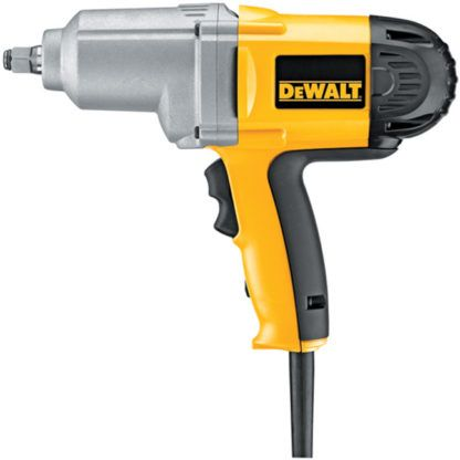 "DeWalt DW293 1/2"" Impact Wrench with Hog Ring Anvil"