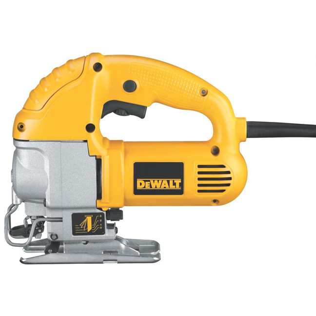 Dewalt Dw317 Orbital Jigsaw Bc Fasteners Amp Tools