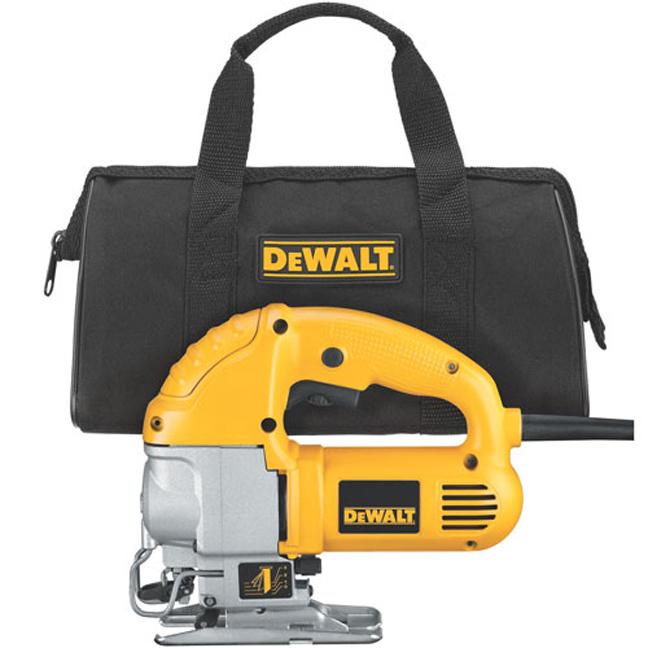 Dewalt Dw317k Top Handle Jig Saw Kit Bc Fasteners
