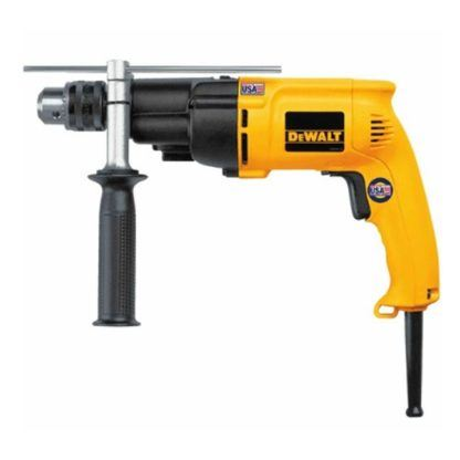 DeWalt DW505K VSR Dual Range Hammerdrill Kit 2