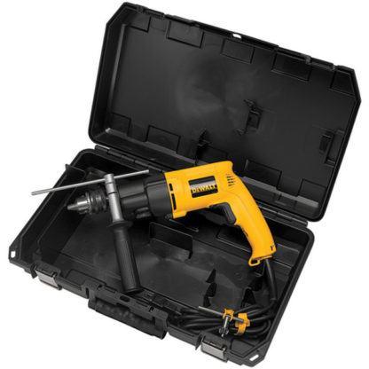 "DeWalt DW505K 1/2"" VSR Dual Range Hammerdrill Kit"