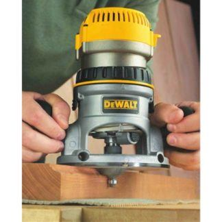 DeWalt DW618 EVS Fixed Base Router with Soft Start 2