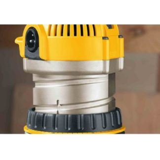 DeWalt DW618 EVS Fixed Base Router with Soft Start 4