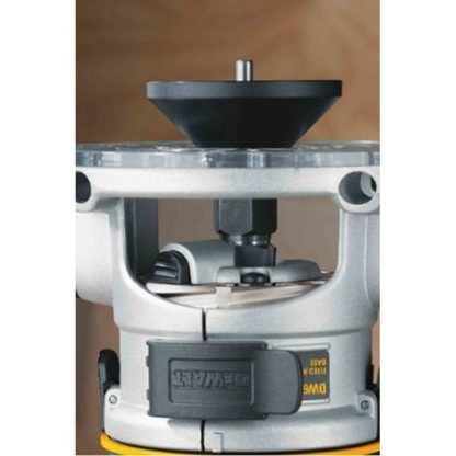 DeWalt DW618 EVS Fixed Base Router with Soft Start 5