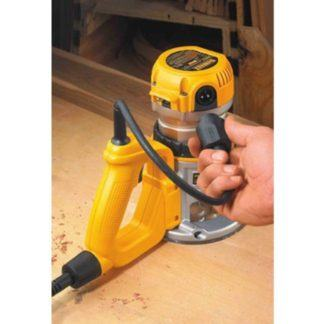 DeWalt DW618D EVS D-Handle Router with Soft Start 2