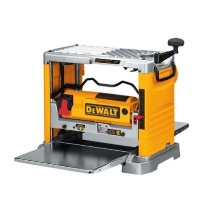 DeWalt DW734 Thickness Planer with Three Knife Cutter-Head 3