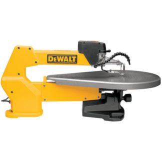 """DeWalt DW788 20"""" Variable-Speed Scroll Saw"""
