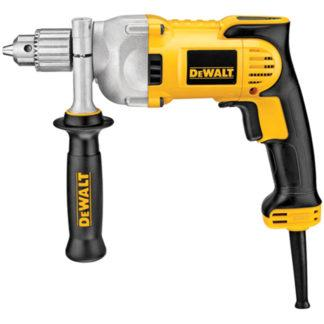 "DeWalt DWD220 1/2"" VSR Pistol Grip Drill with E-Clutch Anti-Lock Control"