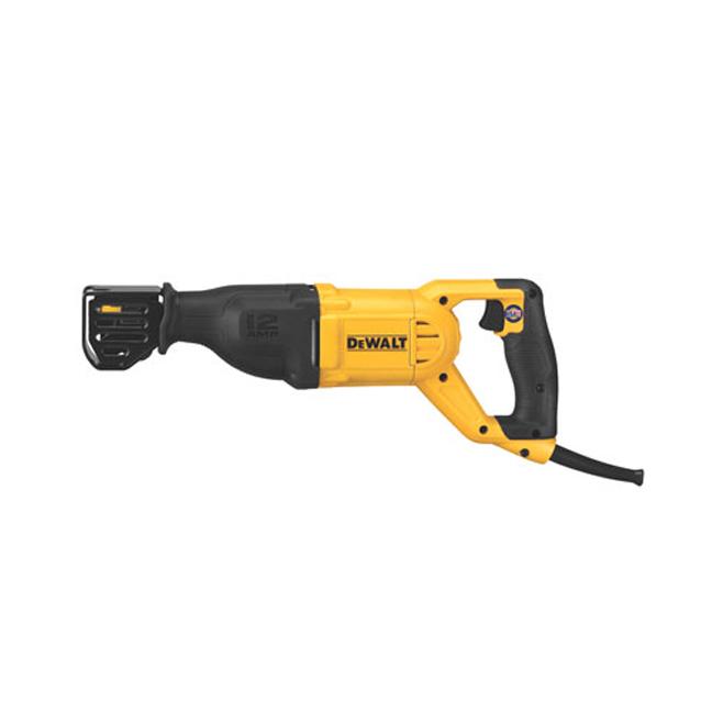 Dewalt Dwe305 12 Amp Reciprocating Saw Bc Fasteners Amp Tools