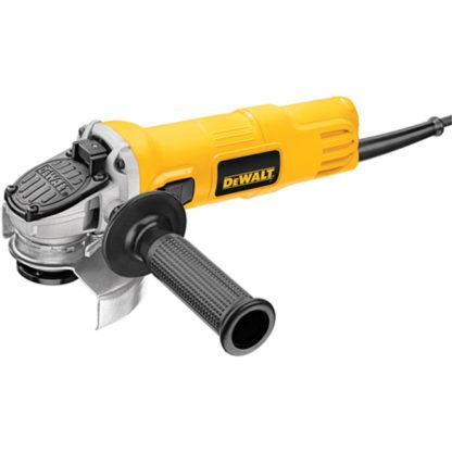 """DeWalt DWE4011 4-1/2"""" Small Angle Grinder with One-Touch Guard"""
