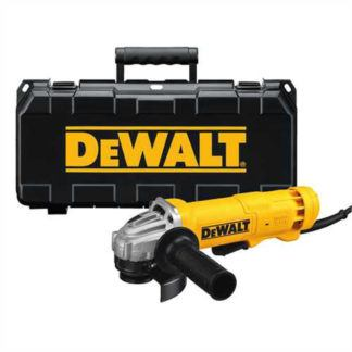 """DeWalt DWE402K 4-1/2"""" Small Angle Grinder Kit"""