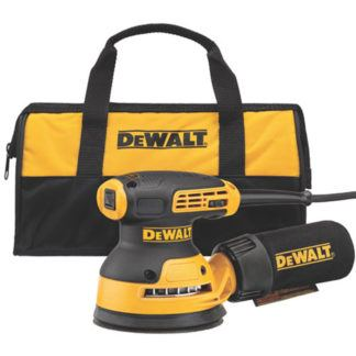 "DeWalt DWE6423K 5"" Variable Speed Random Orbit Sander"