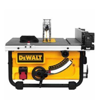 DeWalt DWE7480 Compact Job Site Table Saw 3