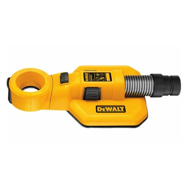 Dewalt Dust Extractor >> DeWalt DWH050K Large Hammer Dust Extraction - Hole Cleaning