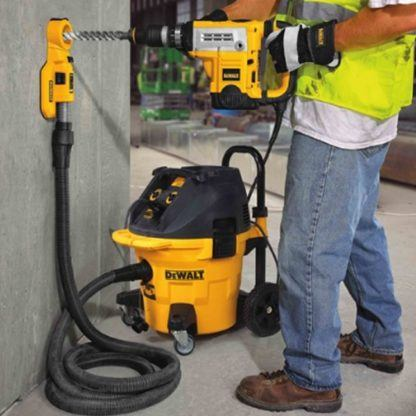DeWalt DWH050K Large Hammer Dust Extraction - Hole Cleaning 3