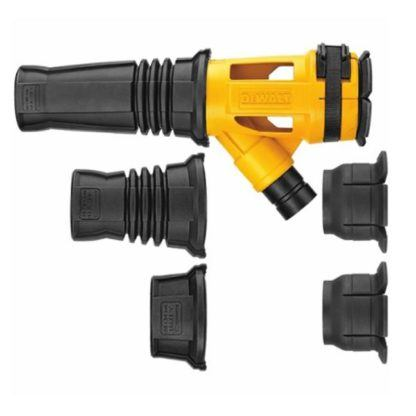 DeWalt DWH053K Large Hammer Dust Extraction - Chiseling 2