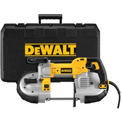 DeWalt DWM120K Deep Cut Band Saw Kit