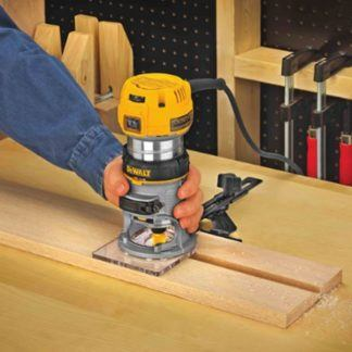 DeWalt DWP611 Max Torque Variable Speed Compact Router with LED's 2