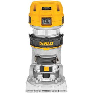 DeWalt DWP611 1-1/4 HP Max Torque Variable Speed Compact Router with LED's