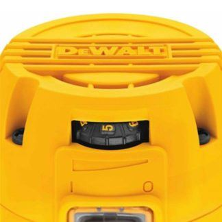 DeWalt DWP611 Max Torque Variable Speed Compact Router with LED's 4