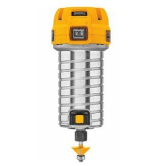 DeWalt DWP611 Max Torque Variable Speed Compact Router with LED's 8