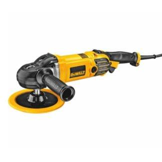 DeWalt DWP849X Variable Speed Polisher with Soft Start 2