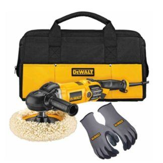 DeWalt DWP849X Variable Speed Polisher with Soft Start 6