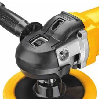 DeWalt DWP849X Variable Speed Polisher with Soft Start 7
