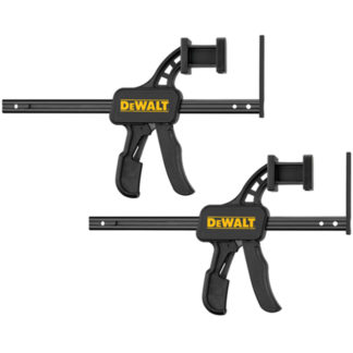 DeWalt DWS5026 TrackSaw Track Clamps