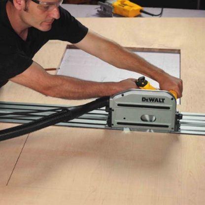 DeWalt DWS520K TrackSaw Kit 2