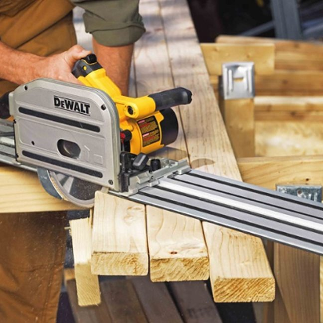 Dewalt Dws520k 6 1 2 Quot Tracksaw Kit Bc Fasteners Amp Tools