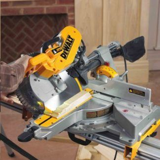 DeWalt DWS780LST Mitre Saw with Long Stand 4