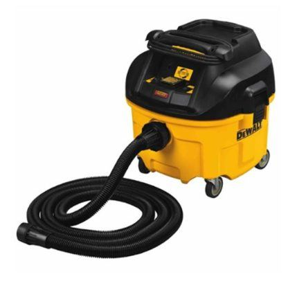 DeWalt DWV010 8 Gallon HEPA RRP Dust Extractor with Automatic Filter Cleaning 3