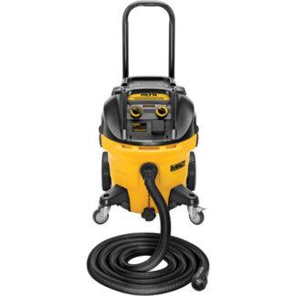 DeWalt DWV012 10 Gallon Wet Dry HEPA Dust Extractor with Automatic Filter Cleaning