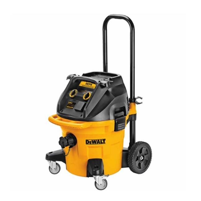 Dewalt Dust Extractor >> Dewalt Dwv012 10 Gallon Wet Dry Hepa Dust Extractor With Automatic Filter Cleaning
