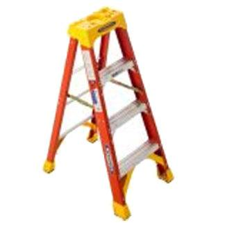 Werner 6204CA 4FT Type IA Fiberglass Stepladder