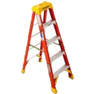 Werner 6205CA 5FT Type IA Fiberglass Stepladder