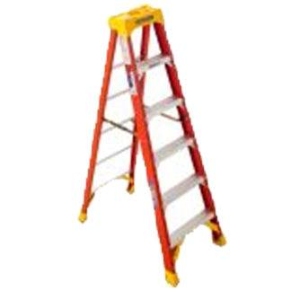 Werner 6206CA 6FT Type IA Fiberglass Stepladder