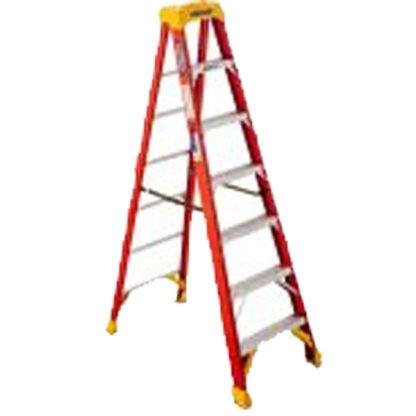 Werner 6207CA 7FT Type IA Fiberglass Stepladder