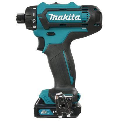 """Makita DF031DSYE 1/4"""" Hex 12V Drill Driver"""