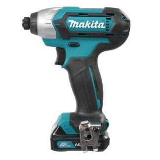 """Makita TD110DSYE 1/4"""" Hex 12V Impact Driver"""