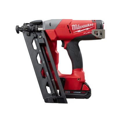 Milwaukee 2742-21CT M18 FUEL 16ga Angled Finish Nailer Tool Only